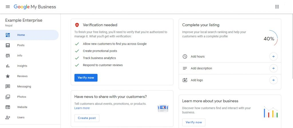 Google My Business (GMB): The Top Tool for Small Businesses 14