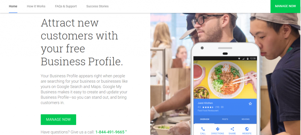 Google My Business (GMB): The Top Tool for Small Businesses 3