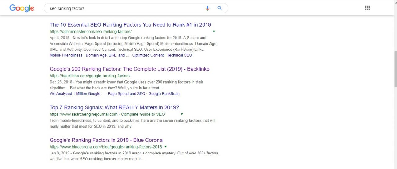 Google EAT and YMYL in SEO: How to Rank Your Content for them? 4